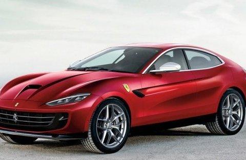 Suv Ferrari, un Purosangue di nome e di fatto lo dice ad Louis Camilleri