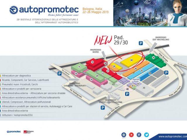 Autopromotec 2019: il piano strategico per la promozione internazionale