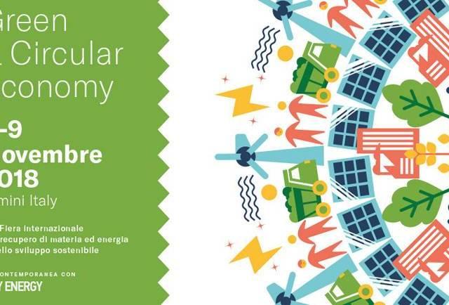 Ecomondo 2018, economia circolare e mobilità sostenibile si incontrano