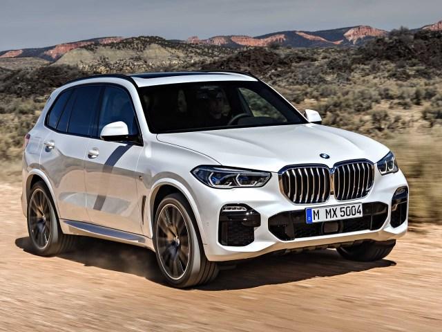 Nuova BMW X5, giunta alla quarta generazione