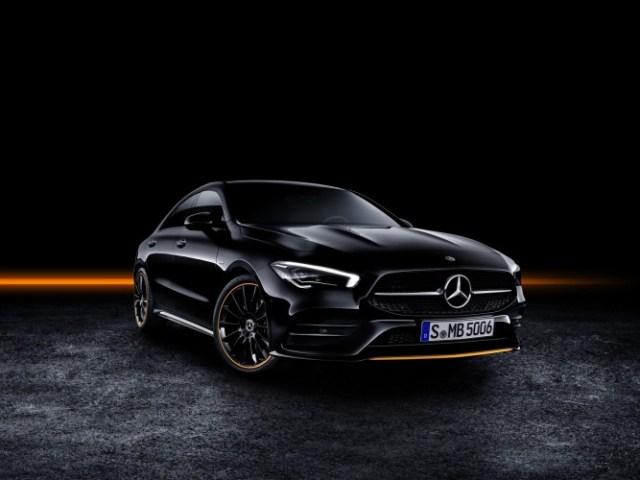 Mercedes CLA Coupè, trasgressione sportiva al Ces di Las Vegas 2019