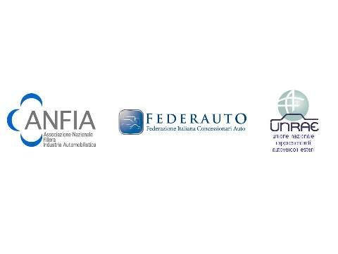 Ripartenza Italia: ANFIA FEDERAUTO e UNRAE, distribuzione a rischio