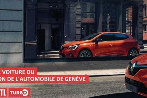 Nuova Renault Clio, a Salone Ginevra concluso ottiene il suo primo premio
