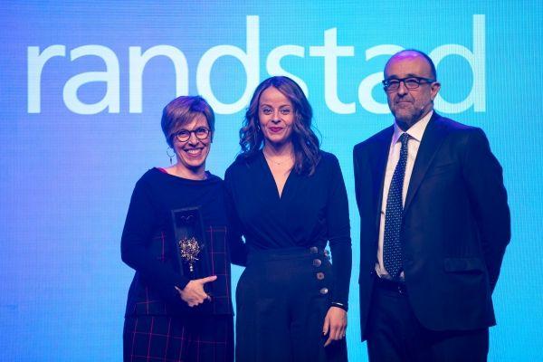 BMW Group Italia premiata a  l'award Randstad Employer Brand 2019