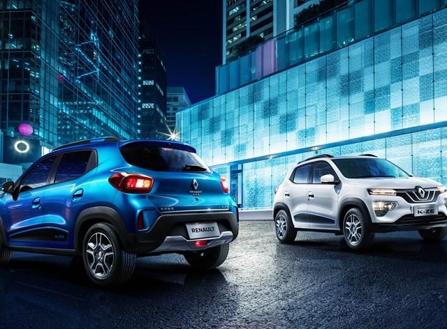 Salone dell'auto di Shanghai 2019: prima mondiale Renault City K-ZE