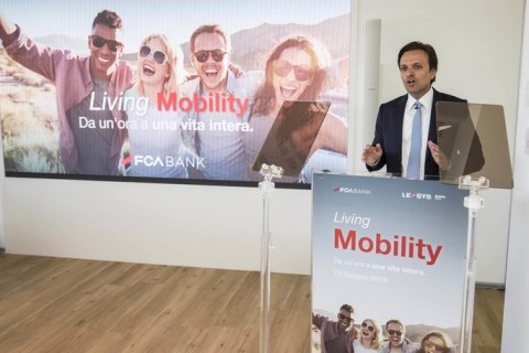 Living Mobility lEASYS