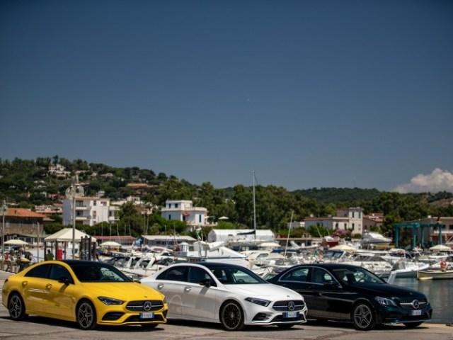 Mercedes, il ritorno delle Baby Benz: così vicine, così lontane