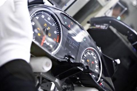 Produzione italiana di parti e accessori per autoveicoli