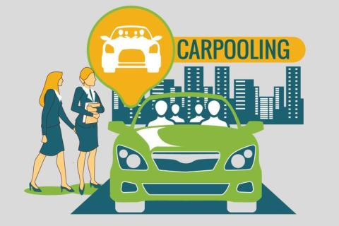 Carpooling aziendale, in 6 mesi 45 volte il giro del mondo in condivisione