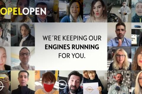 #OpelOpen: concessionari e dipendenti mostrano il loro impegno ai clienti