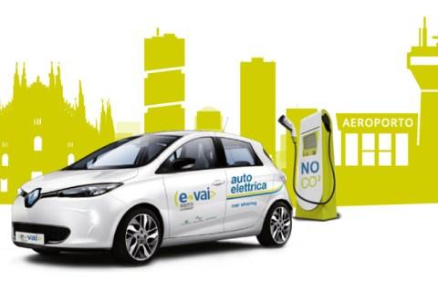 Auto elettriche condivise
