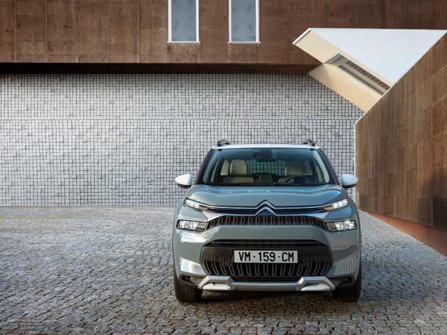 Nuovo Citroën C3 Aircross: originalità con un nuovo design