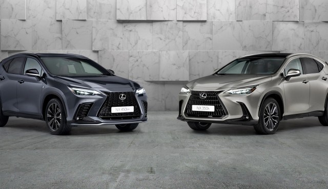 Nuovo Lexus NX