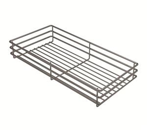 Option 1 - Chrome Basket
