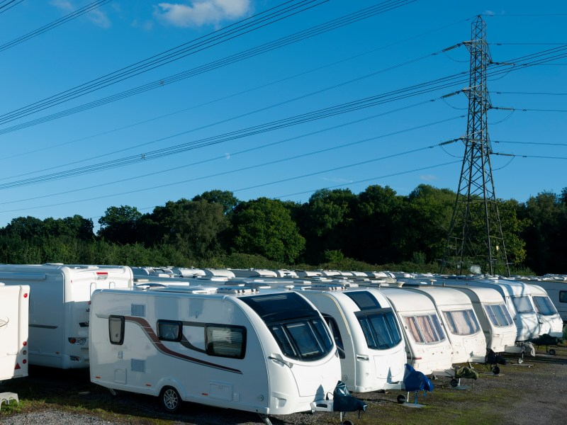 A Guide to Buying Your First Caravan