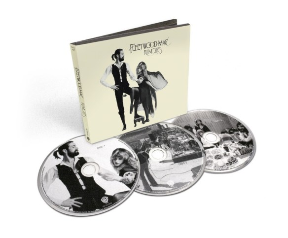 Fleetwood Mac Rumours 3CD