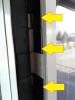 Fleetwood RV Weatherstrip Kit - Inner Door