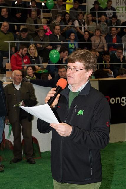 Franz Pirker, Zuchtleiter für Fleischrinder