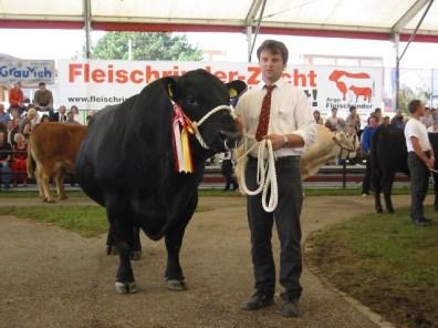 Michael Hager mit Bundessieger Hektor