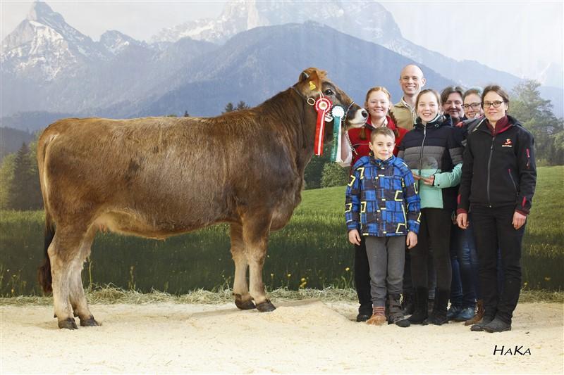 Familie Kiegerl und Wendler