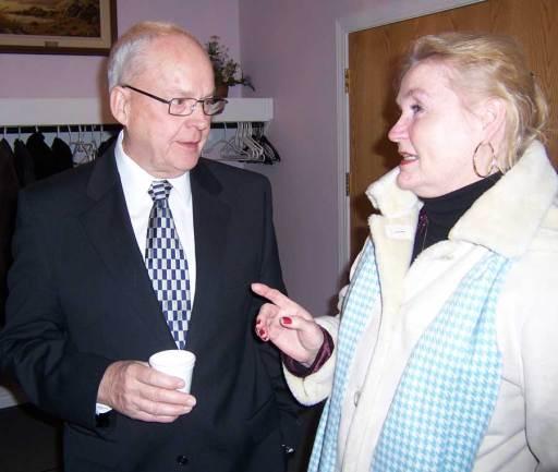 Flemming Lindblad and Dorte MacMaster, 2011