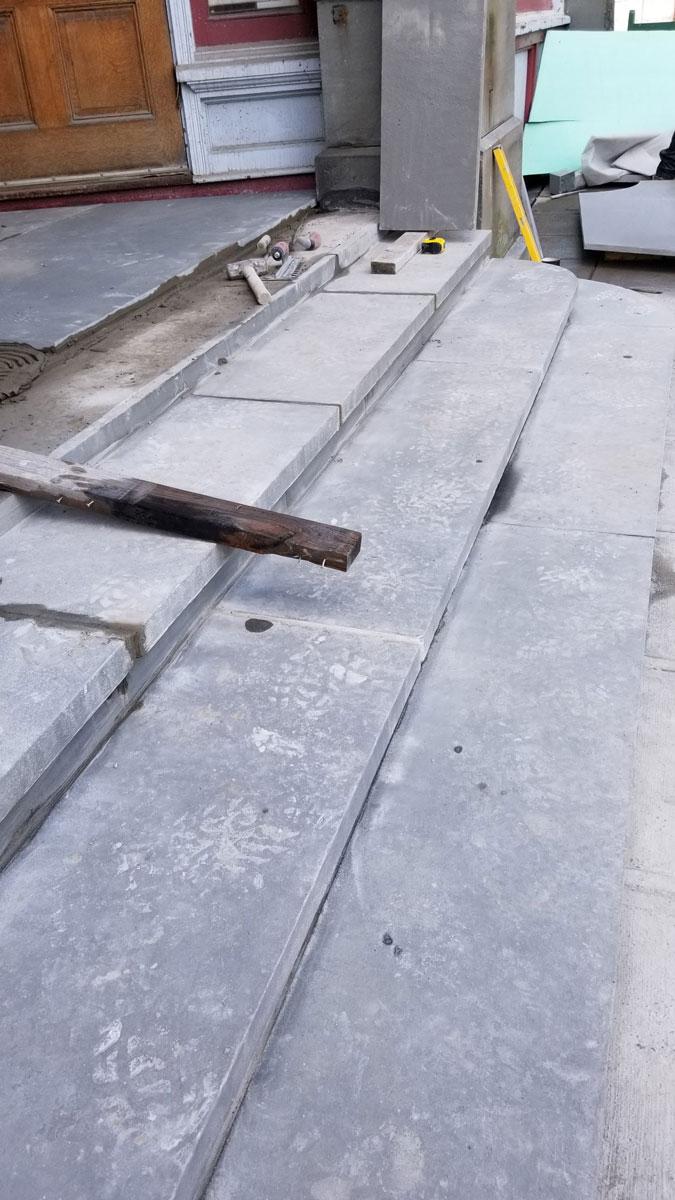 Bluestone Steps | Flemvale Construction, LLC