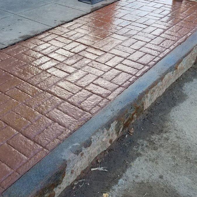 Oxford Sidewalk