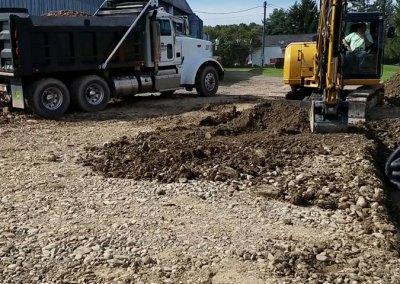 Philway Site Work