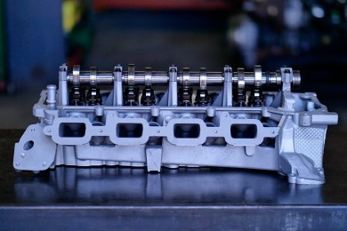 CYLINDER HEAD / VALVE TRAIN SERVICE AND REPAIR