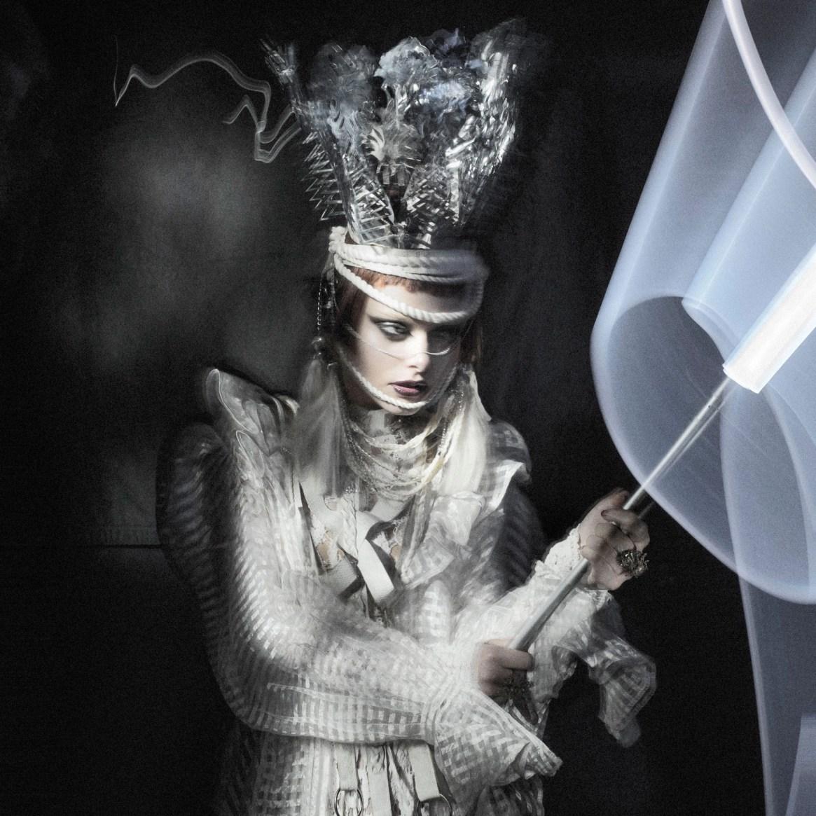Dark Matter FLESH Magazine Khaled Aboumrad Annie Lask Jackie Crespo