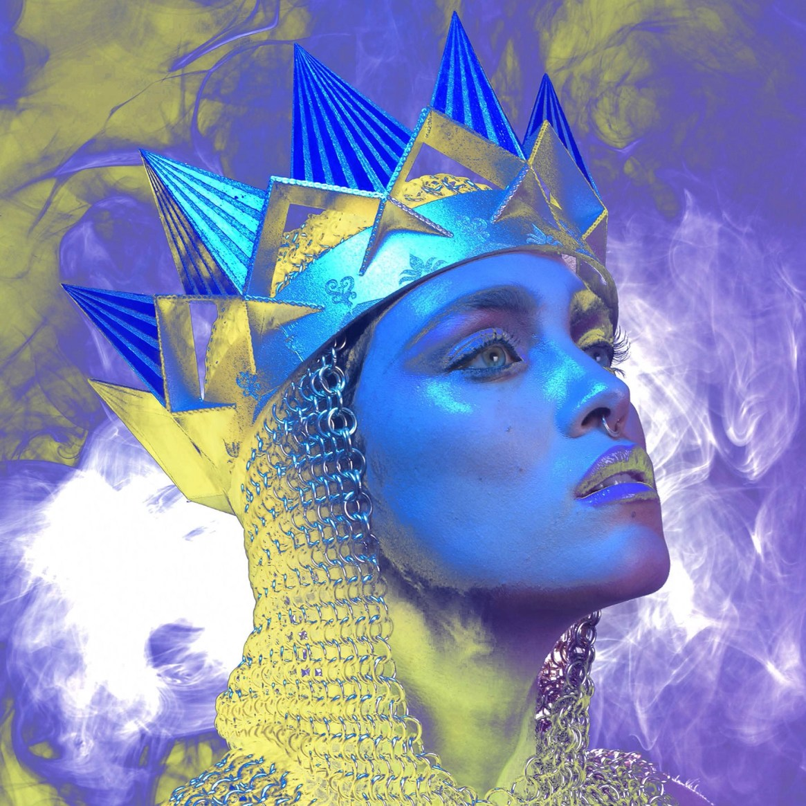 Victor Mucio Royal Crowns FLESH Magazine Ivan Aguirre
