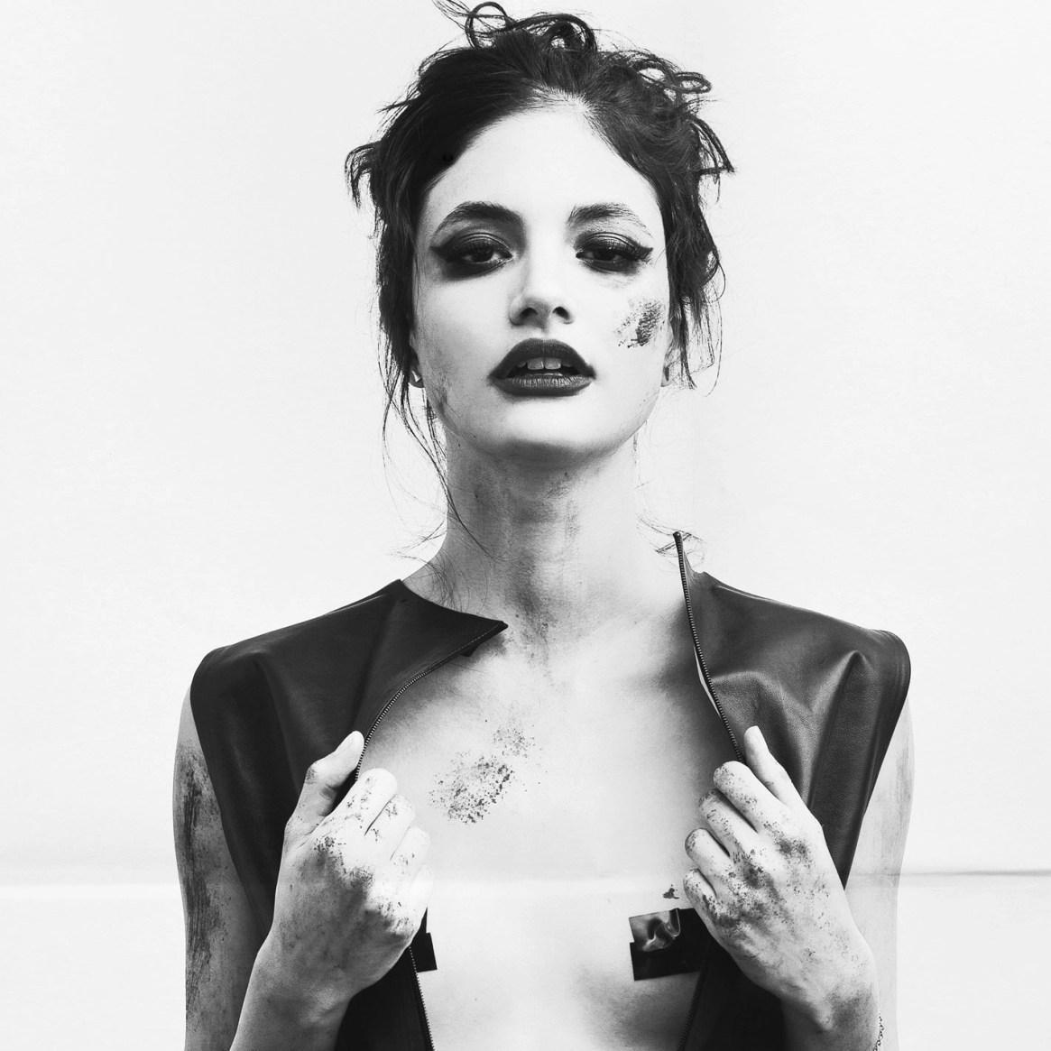 Love, Love FLESH Magazine Tony Solis Glow Serrano Xenia