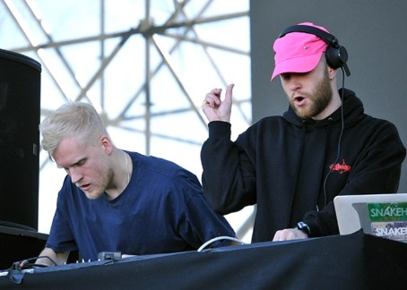 Snakehips en el Festival Ceremonia 2017. PHOTO Jose Luis Lozano/ FLESH Magazine