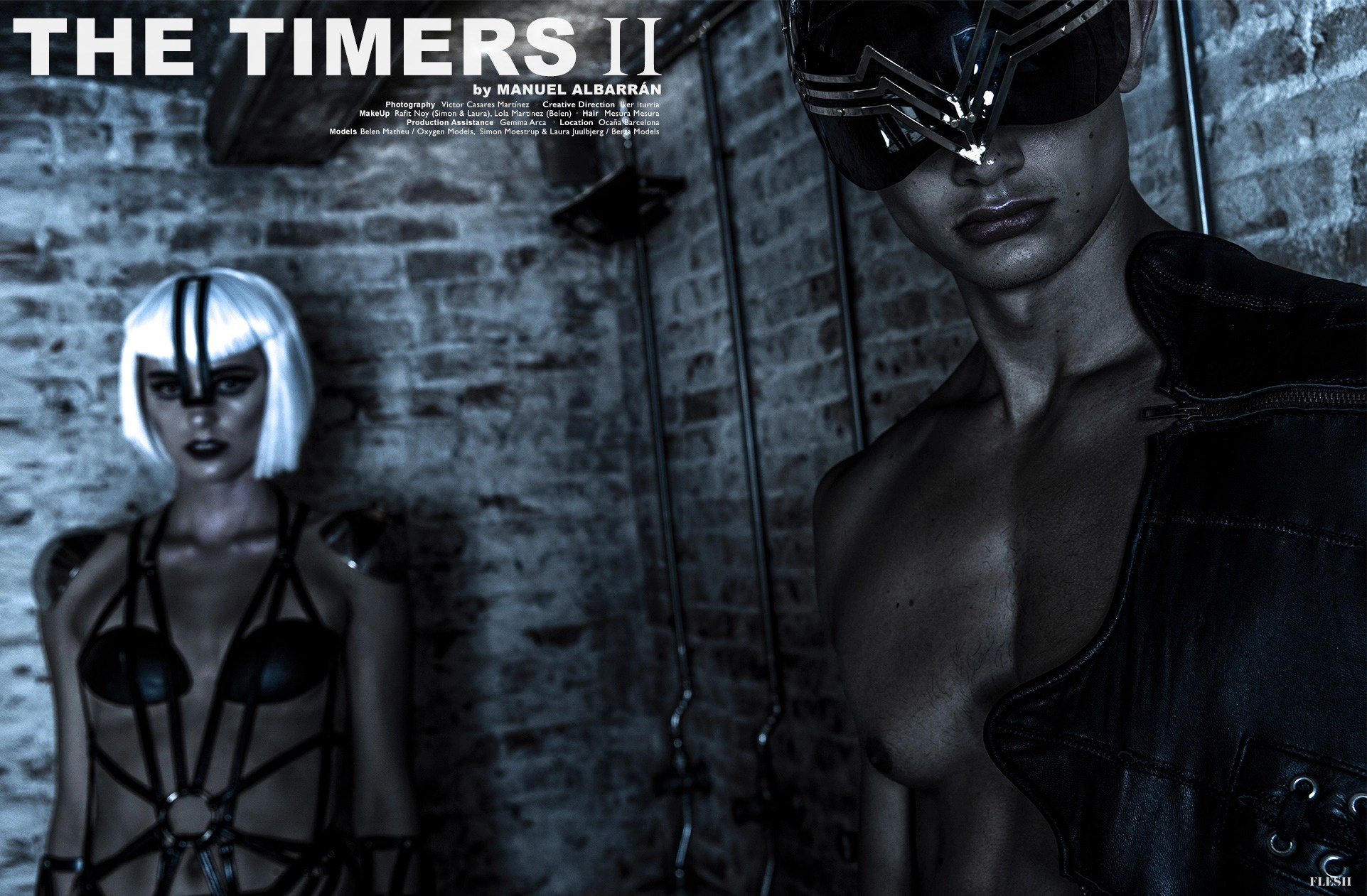 The Timers 2 by Manuel Albarran PHOTO Victor Casares Martinez
