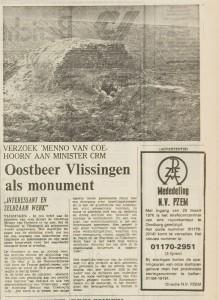 oostbeer 24 maart 1976