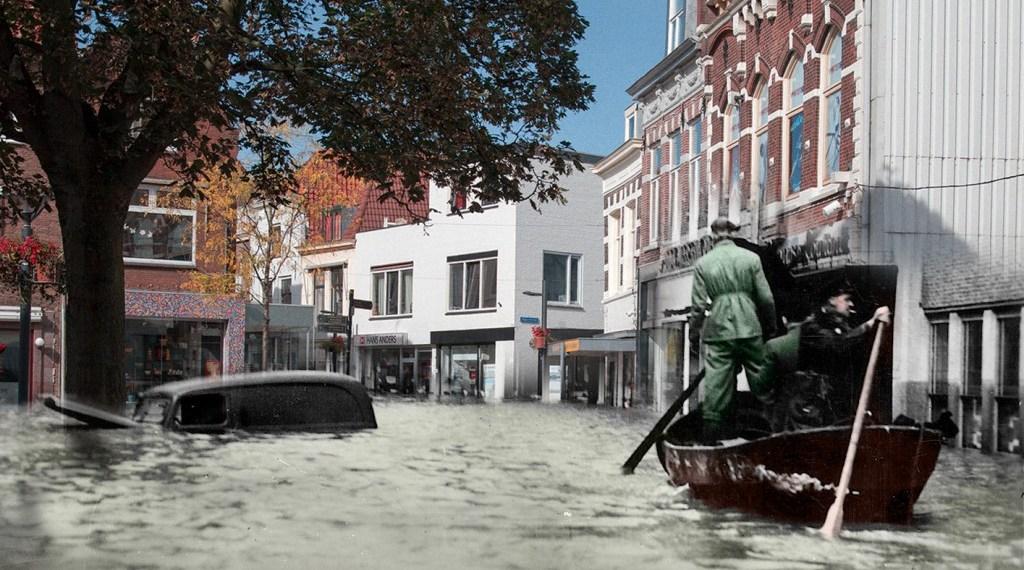 Watersnoodramp 1953 met omgeving 2014