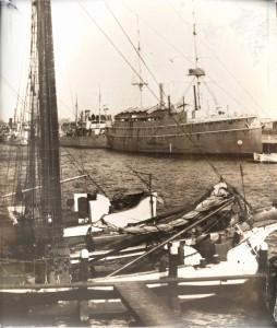 Opleidingsschip Hr.Ms. Noord-Brabant