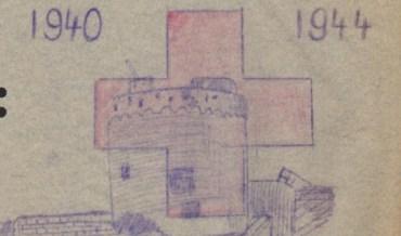 Mei 1940 – verslag Rode Kruis –
