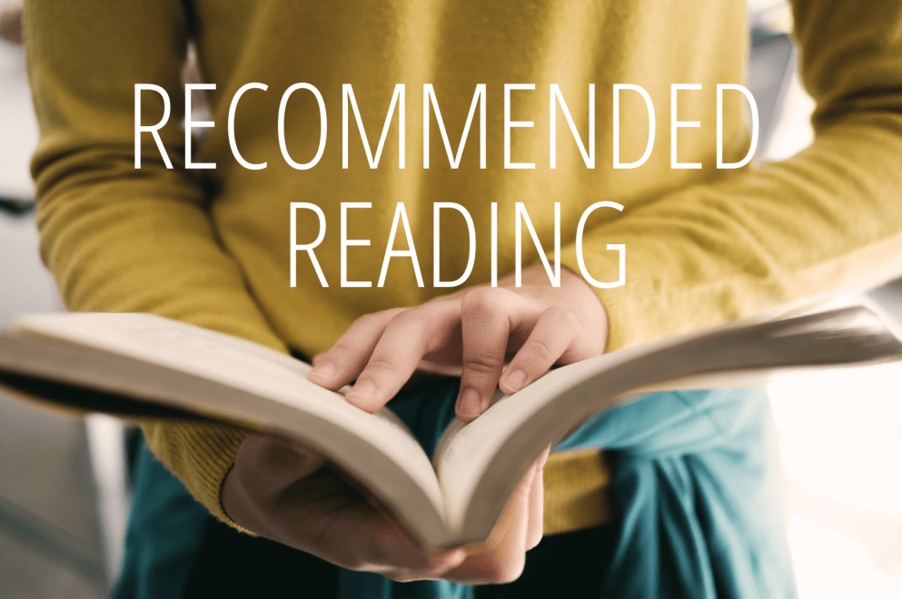 7 RECOMMENDED READING