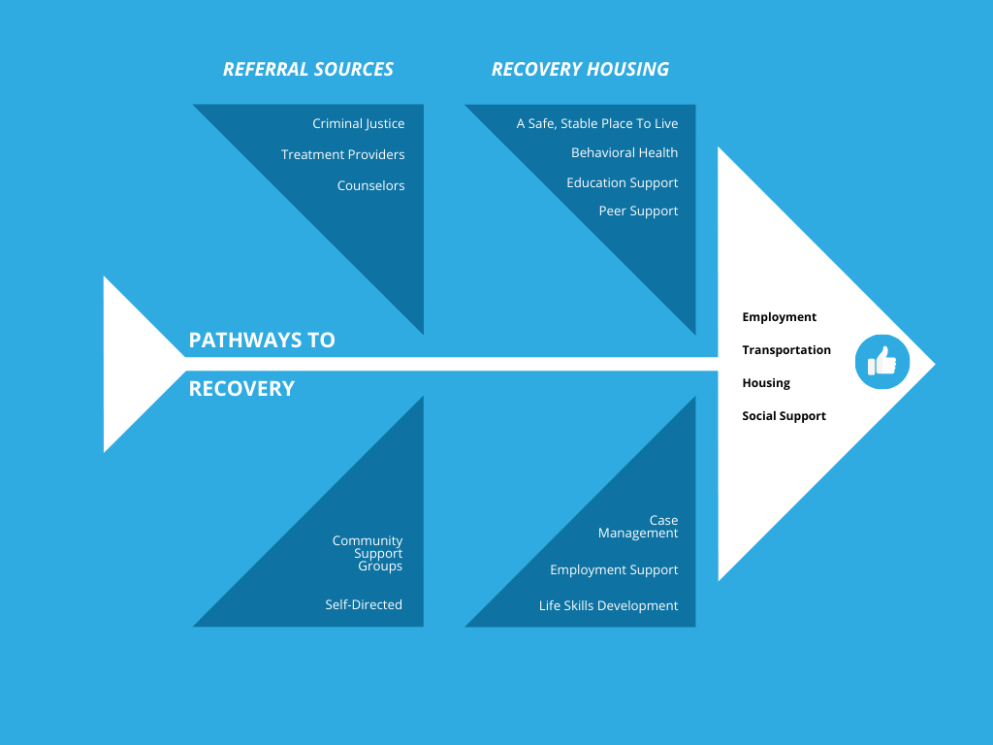 NEW PATHWAYS TO RECOVERY CHART
