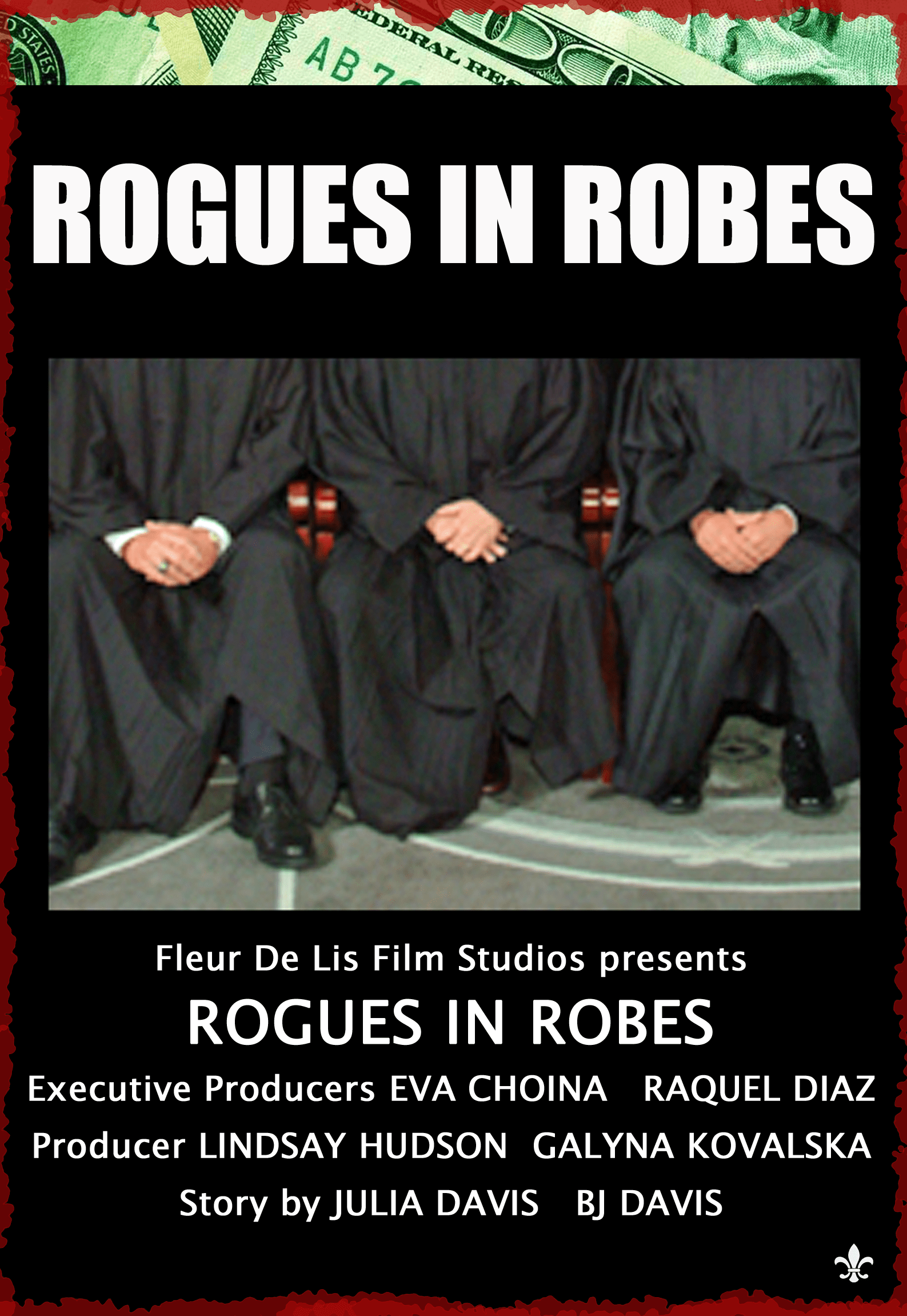 Rogues In Robes