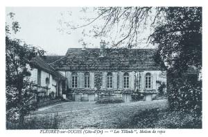 Les Tilleuls carte postale