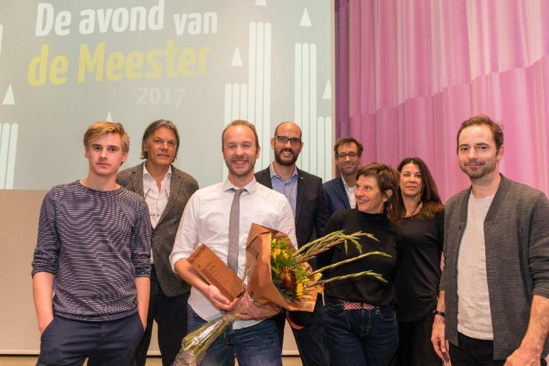 Winnaar De Meester 2017: Jurgen Ten Hoeve