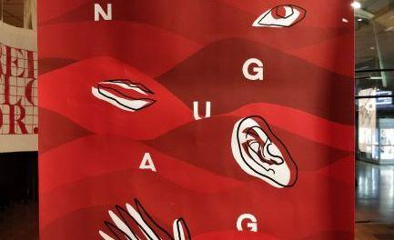 """RED FLOOR GALLERY expositie """"language"""" in alexandrium, 12 mei 2021"""