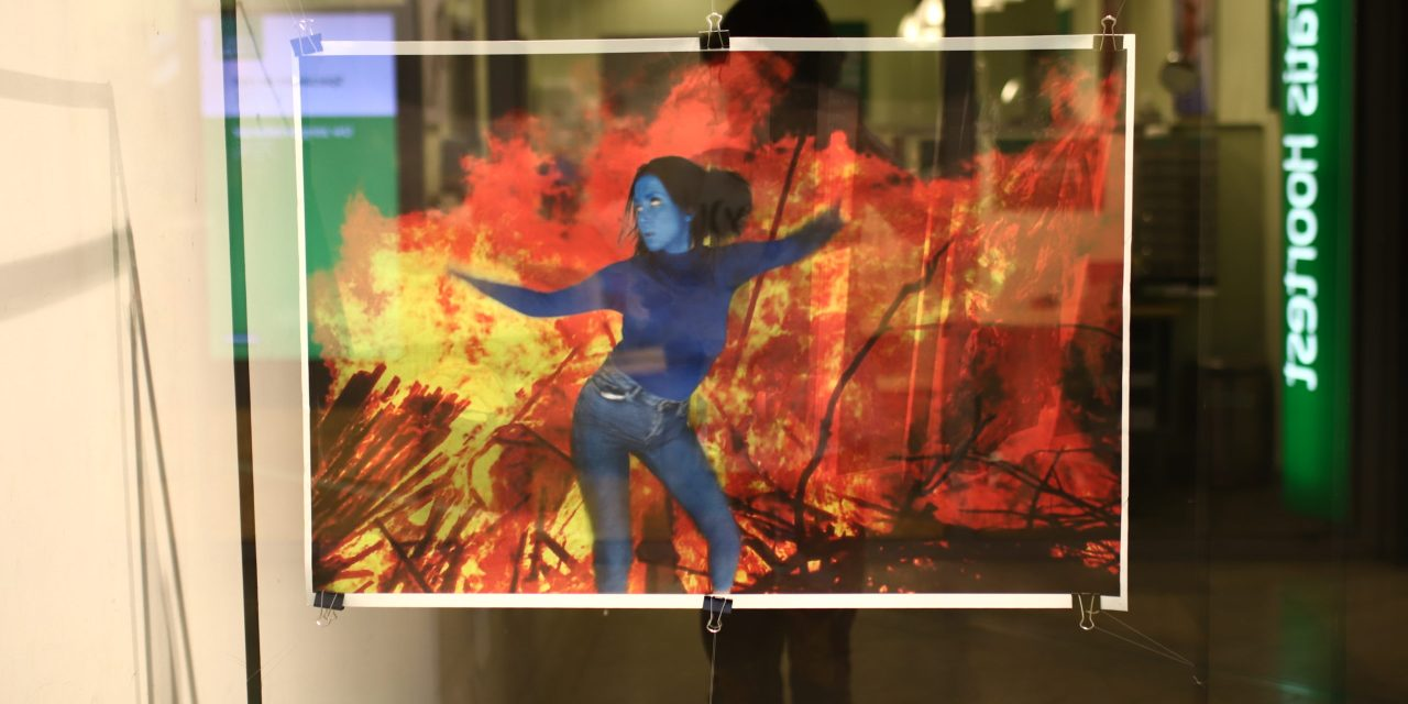 3e expositie in alexandrium door red floor gallery, 17 JUNI 2021
