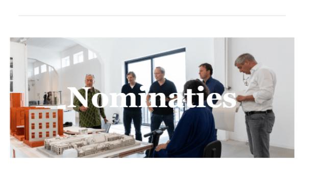 Nominaties uitgelicht!