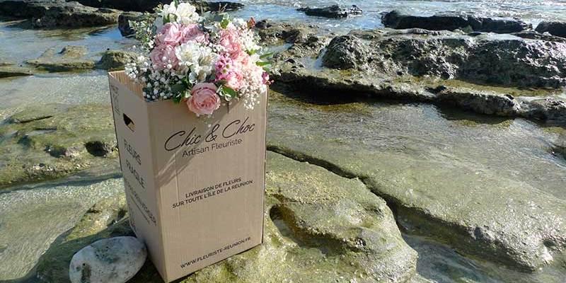 livraison fleur fleuriste reunion