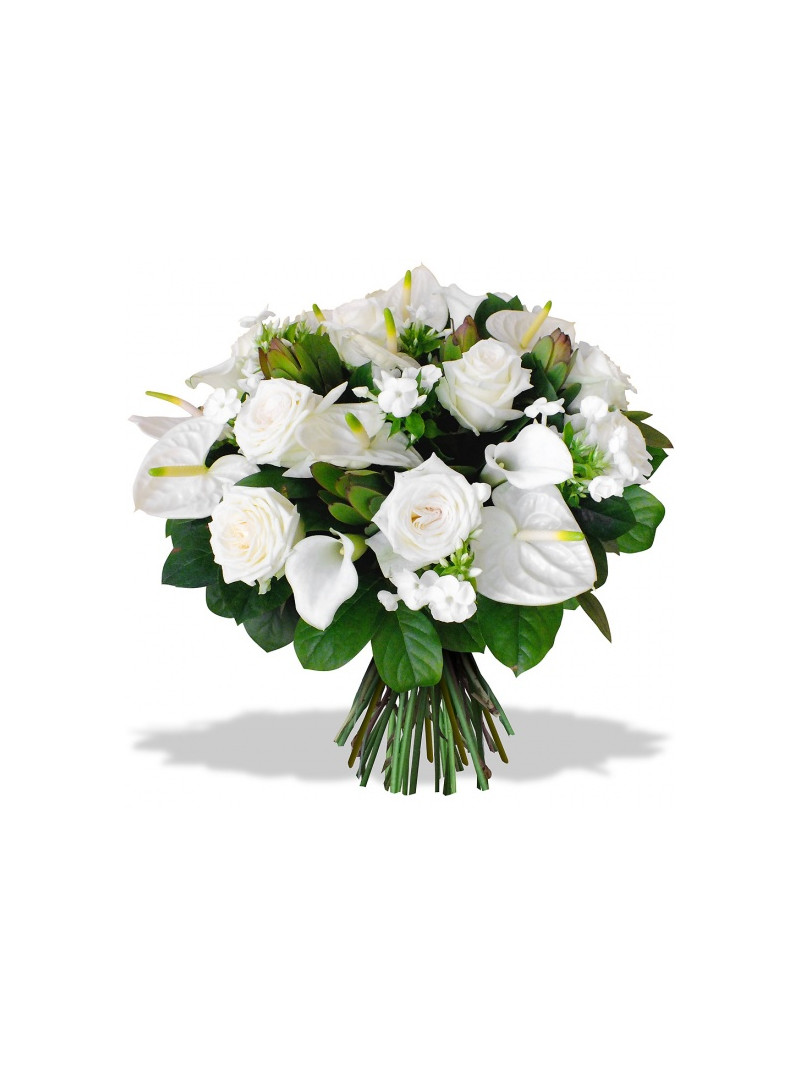 bouquet de fleurs baie des anges