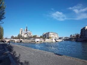 Notre Dame de Paris, par Patrick Huet