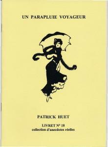 Un Parapluie voyageur Version papier